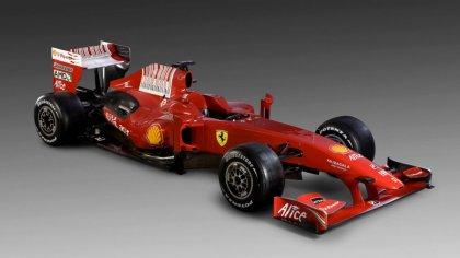 Auto Formula 1 Ferrari F60