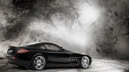 Elegante Mercedes Brabus