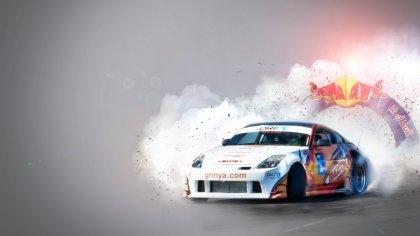 Nissan Drift auto da corsa sportiva