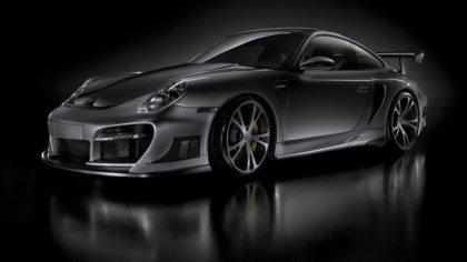 Porsche Gt Supercar