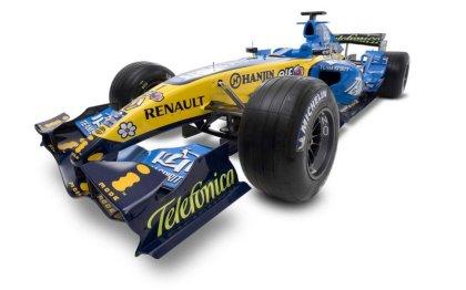 Auto Formula 1 Renault