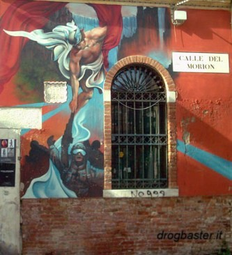 murales in 3d con angelo