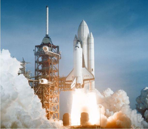 Space Shuttle credits: NASA