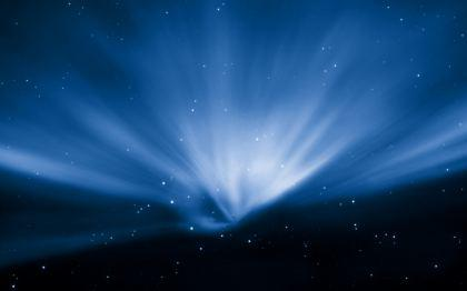 Aurora Blue - Corpo Celeste