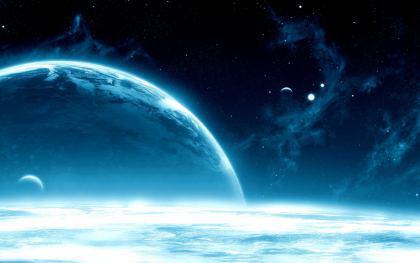 Cielo Blu - immagine creata con photoshop