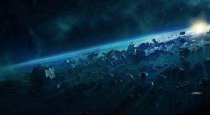 Cintura asteroidi nel Pianeta