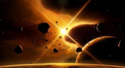 Asteroidi dei Pianeti nella Galassia