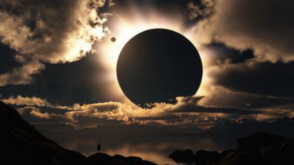 Immagine Eclissi Solare