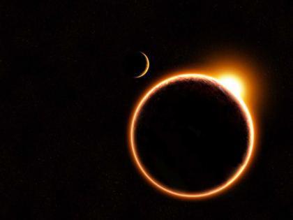 Immagine Eclissi del Sole