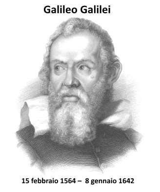 ritratto Galileo Galilei