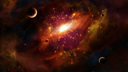 Galassia: Nebulosa e Pianeti