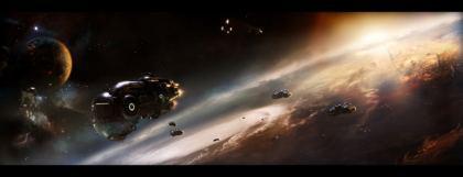Astronavi aliene alla conquista della Galassia