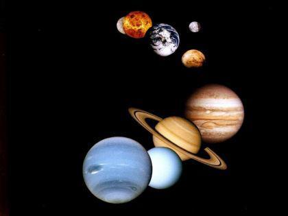 Pianeti del sistema solare