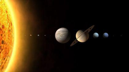 Pianeti del sistema solare della galassia