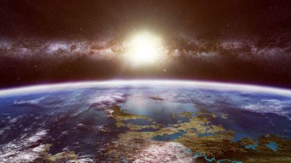Sistema Solare Pianeta Terra