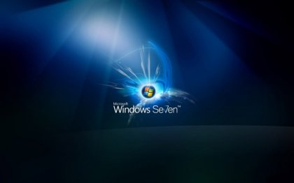 Sfondo windows seven starter