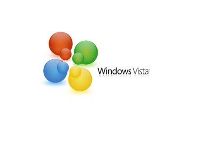 Sfondo di color Bianco per Windows Vista