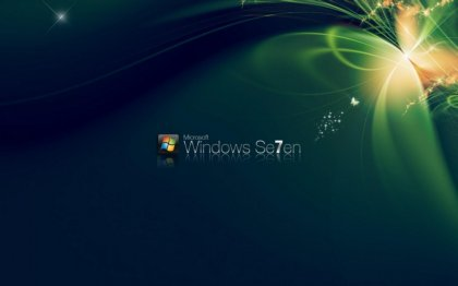 Sfondo windows 7 hd