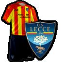 maglia e logo Lecce