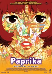 Paprika sognando un sogno