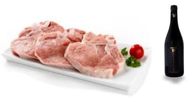 ricetta lonza di maiale al vino rosso