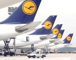 compagnia aerea lufthansa