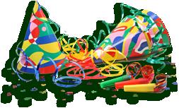 Speciale Carnevale Immagini Gif Animate Glitter