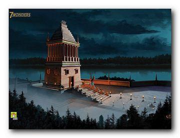 Il mausoleo di Alicarnasso in Turchia