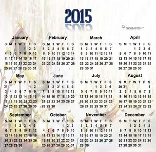 calendario da stampare per ufficio