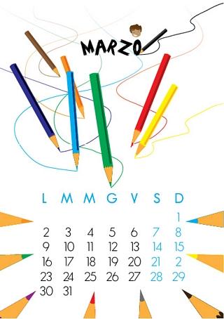 Personalizza il Calendario da parete con foto
