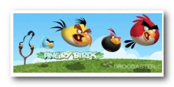 colora Angry Birds