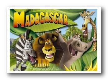 Madagascar giochi di colorari