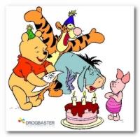 personaggio Winnie The Pooh e amici