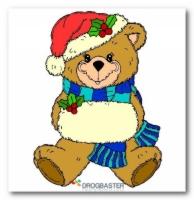 orsetto natalizio con Cappuccio Rosso