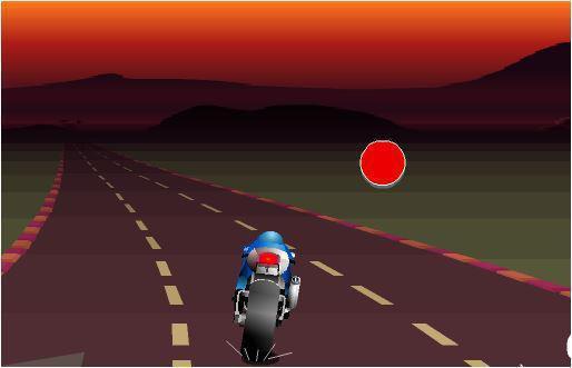 screenshots gioco ice racer