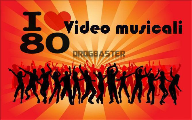 Video musicali compilation anni 80'