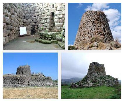Nuraghe costruzione megalitica preistorica
