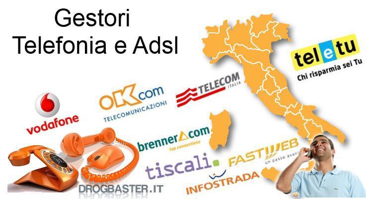 provider che operano in Italia