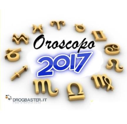 previsione oroscopo dei segni zodiacali 2017