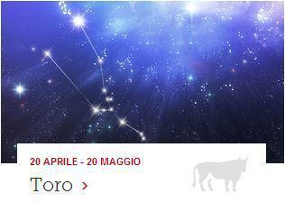 oroscopo del segno Toro