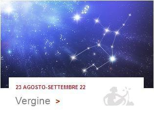 oroscopo gratis del segno Vergine