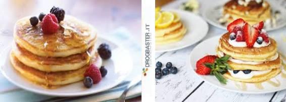 ricetta pancakes ricetta artigianale