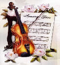 violino di augurio pasqua