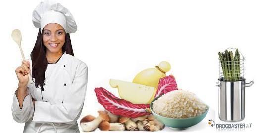 Ricette per i risotti