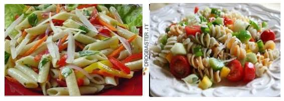 ricetta primo misto con verdure