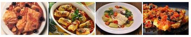 ricette secondo piatto: Merluzzo Alla Siciliana
