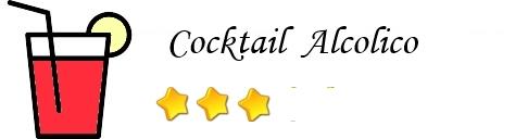 valutazione cocktail alcolico: 3