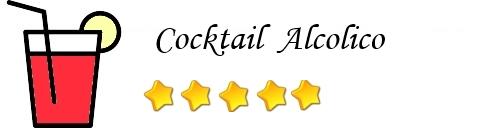 valutazione cocktail alcolico: 5