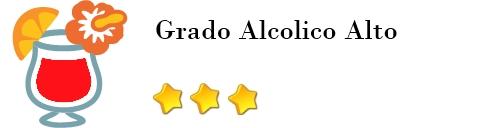 cocktail alcolico grado alcolico Alto valutazione: 3