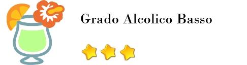 cocktail alcolico grado alcolico basso valutazione: 3